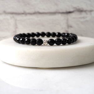 Nightfall Black Onyx Bracelet