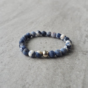 The Night Sky Gemstone Bracelet