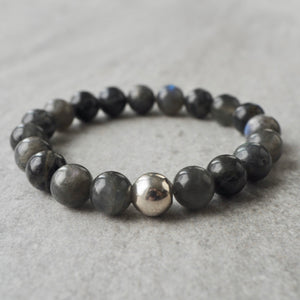 After the Storm Gemstone Bracelet