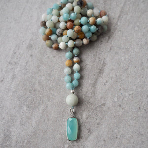 Beach Dreams Amazonite Necklace