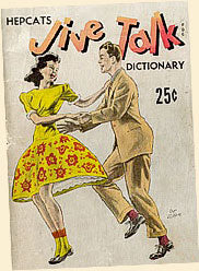 Hepcats Jive Talk Dictionary