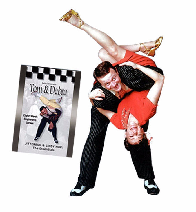 Tom and Debra DVD - Lindy Hop Essentials, dancestore.com