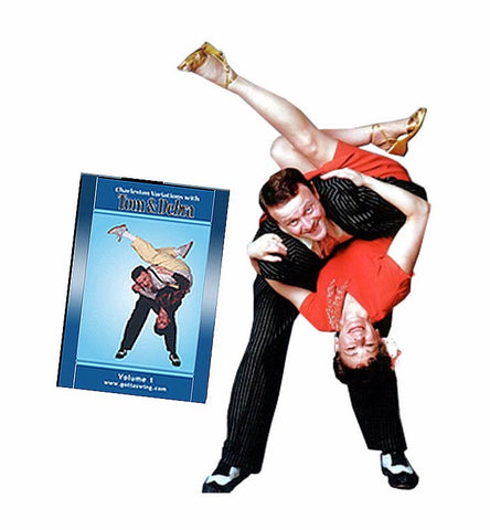 Tom and Debra DVD - Charleston Variations