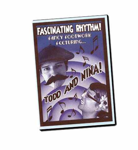 Todd and Nina Fascinating Rhythm Swing DVD