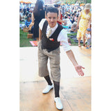 Jazz Age Lawn Party NYC in Aris Allen White Captoes