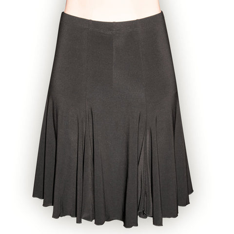 Black Skirt with Bloomers