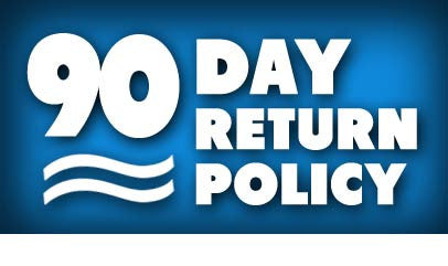 90-Day Hassle Free Return Policy