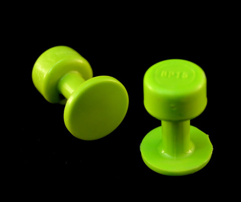 Smooth Tabs Gang Green Edition 15mm Tab GBP15mm (10 pack)