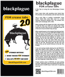 Black Plague 2.0 - 7 Piece Crease Glue Pulling Set