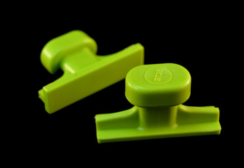 Smooth Tabs Gang Green SKINNY TAB GST38mm (10 pack)