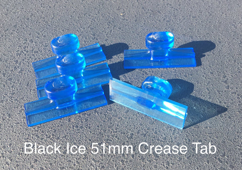 Black Ice Crease Tab 51mm 5 Pack