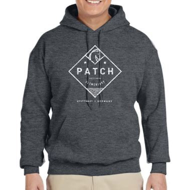 Patch Spirit Wear - Youth/Adult Gildan Hooded Sweatshirt