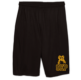 SEP Wrestling - Youth Competitor Shorts (Multiple Colors Available)