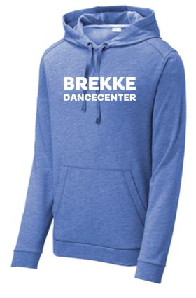 Brekke Dance Store - Unisex Fleece Hooded Pullover