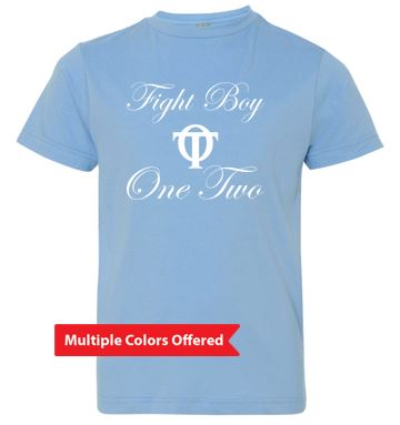 Fight Boy One Two - Youth Tshirt
