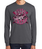 Yaw Wreckers - PERSONALIZED Youth/Adult/Tall Long Sleeve Tshirt (Multiple Colors)