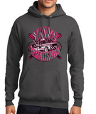 Yaw Wreckers - PERSONALIZED Youth/Adult/Tall Hooded Sweatshirts (Multiple Colors)