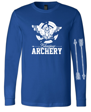 Bondurant Archery - PERSONALIZED Long Sleeve Tshirt
