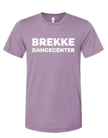Brekke Dance Store - Adult/Youth Jersey T-Shirt