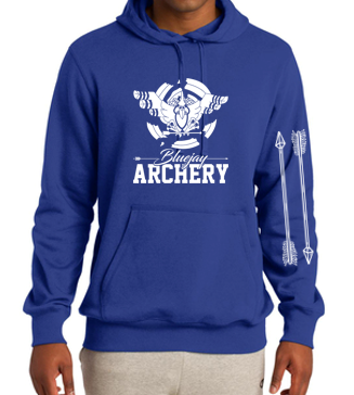 Bondurant Archery - PERSONALIZED Pullover Hooded Sweatshirt