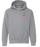 724 EN BN - Youth Hooded Sweatshirt
