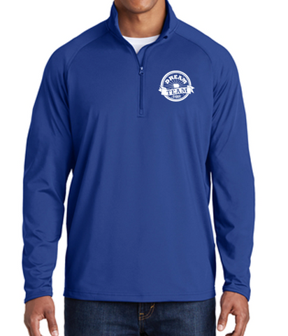 Dream Team - 1/2 Zip Pullover (Multiple Colors Available)