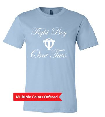 Fight Boy One Two - Adult Tshirt
