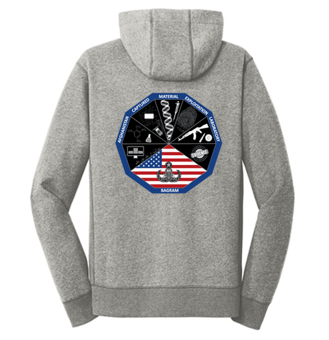Afghanistan Captured Material Exploitation (ACME) Lab - Ladies/Unisex French Terry Full-Zip Hoodie