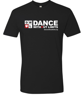 Dance Without Limits - Adult/Unisex Tshirt in Multiple Colors