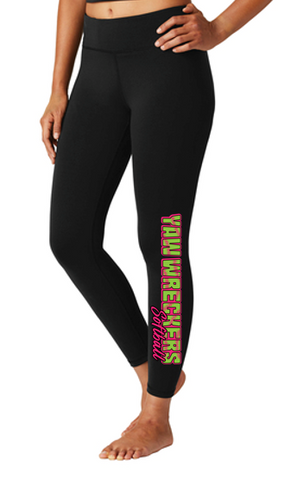 Yaw Wreckers - Youth/Ladies Leggings