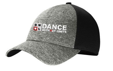 Dance Without Limits - New Era Shadow Stretch Mesh Cap in Multiple Colors