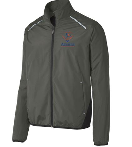 Accura Healthcare - Zephyr Full-Zip Jacket