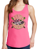 Yaw Wreckers - Ladies Core Cotton Tank Top (Multiple Colors)