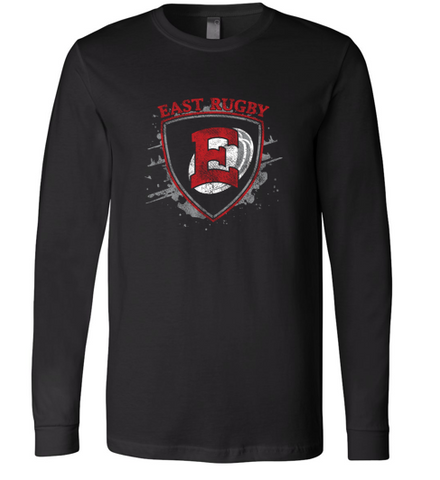 East Rugby '19 - PERSONALIZED Unisex Long Sleeve Tshirt