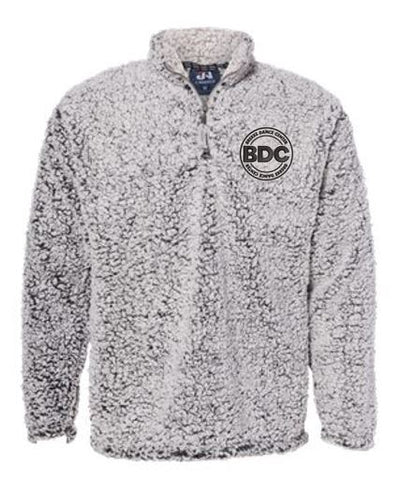 Brekke Dance Store - Adult/Youth Sherpa Quarter-Zip Pullover