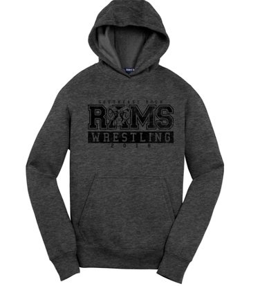 SEP Wrestling - Youth Hooded Sweatshirt (2018 Design)