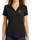 Woodward Granger Winter '19 - Ladies Triblend Polo (Emb)
