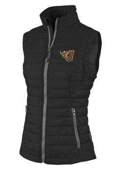 Johnston '18 Fall Order - Women's Quilted Vest (EMB)