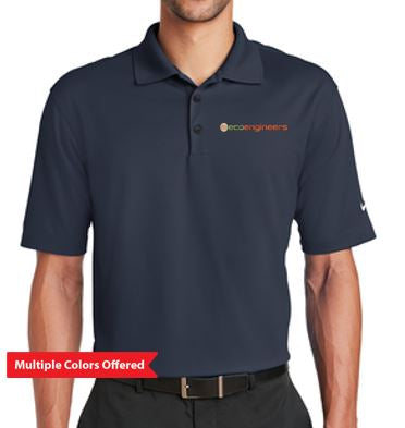 EcoEngineers - Adult Nike TALL Dri-Fit Micro Pique Polo