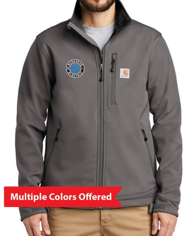 Burkhead Electric - Adult Carhartt Soft Shell Jacket