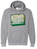Woodward Granger Fall '19 - Youth/Adult 50/50 Hooded Sweatshirt (Retro)