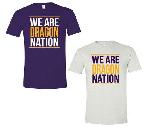Johnston '18 Fall Order - We are Dragon Nation (2 Pack)