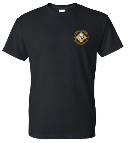 2nd Battalion 6th Marines - DryBlend 50/50 Tshirt (LEFT CHEST ONLY)