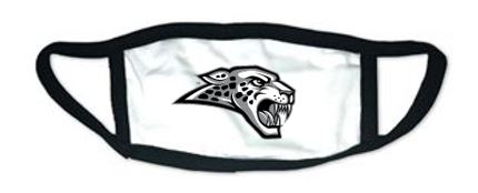 Ankeny Centennial High School - Youth 100% Cotton 2-Ply Face Mask (Jaguar)