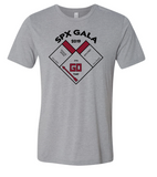 SPX Gala - Unisex Triblend Short Sleeve Tshirt in Multiple Colors