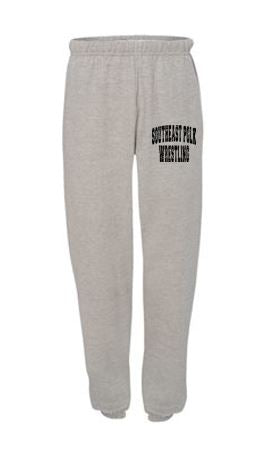 Southeast Polk Wrestling Store - Unisex Champion Reverse Weave Sweatpants with Pockets