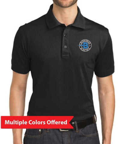 Burkhead Electric - Adult Pique Polo
