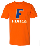 Iowa Elite Force Spring '20 - Youth/Adult 100% Cotton Tshirt (F Design)