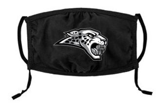 Ankeny Centennial High School - Youth V.I.T. Shaped Face Mask (Jaguar)