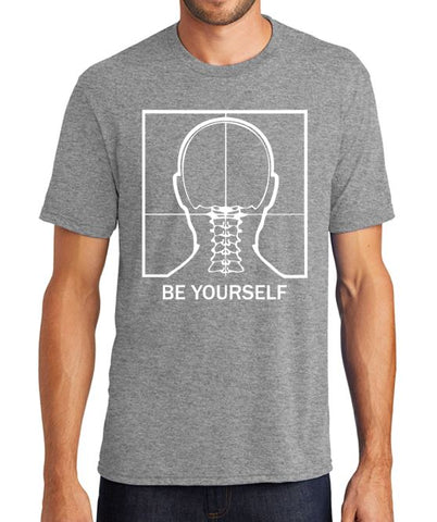R.W. Sweat Foundation - Be Yourself Triblend T-Shirt